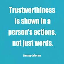 Trustworthiness