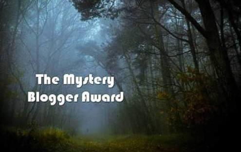 The mystery bloggers award